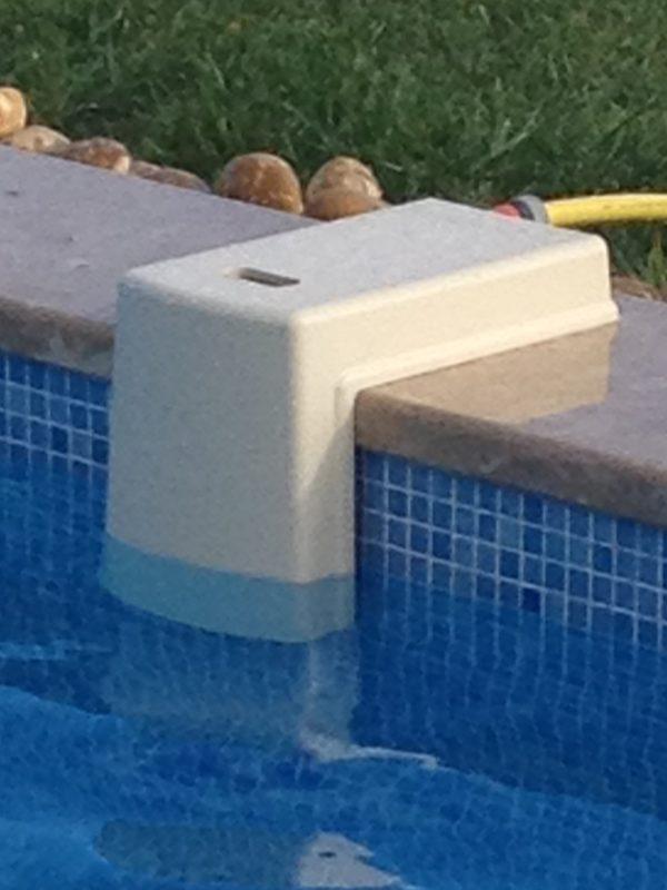 regulateur de niveau piscine